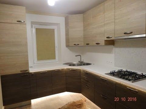 Краткий обзор ремонта и моей новой кухни.