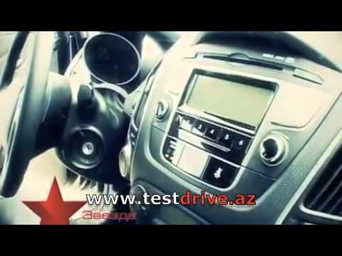 Hyundai IX-35. Тест-драйв в программе Гараж