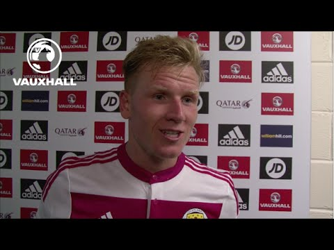 Scotland 1-0 Qatar | Matt Ritchie's Post Match Reaction