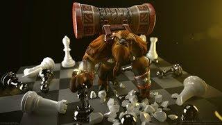 Dota Auto Chess ! СВЕН ! ЛИЧ ! ОБНОВЛЕНИЕ !!!! Сестра бустит свой акк  #Dota Auto Chess