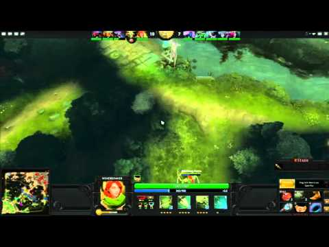 Moscow5 vs The Retry Game 3 Dota 2 Star Championship