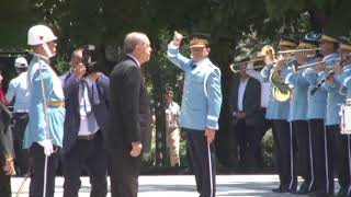 Recep Tayyip Erdoğan TBMM'de