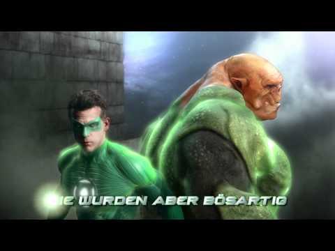 Common Green Lantern Green Lantern Rise of The