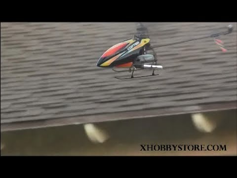 2.4Ghz 4 Channel V911 RC Mini Single Blade Helicopter From xHobbyStore.com