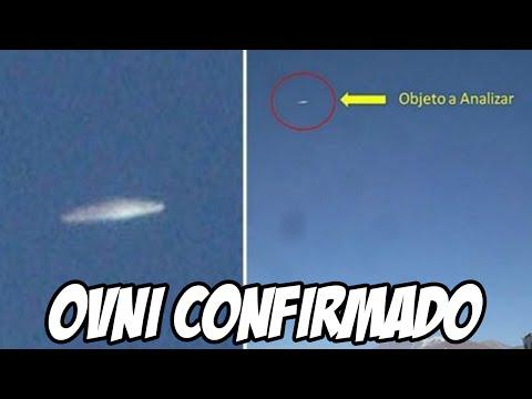 Cientistas confirmam OVNI no Chile , Aliens existem? minha opinião