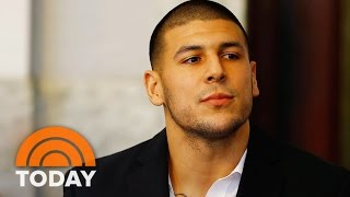Aaron Hernandez Found Dead In His Prison Cell, An Apparent Suicide | TODAY