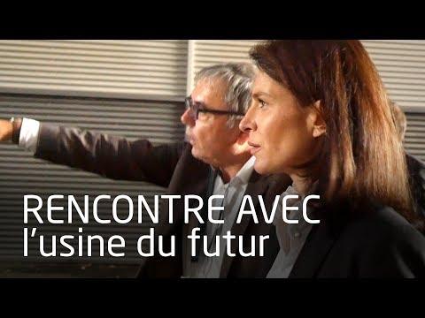 Visite des technocampus de Bouguenais (44) thumbnail