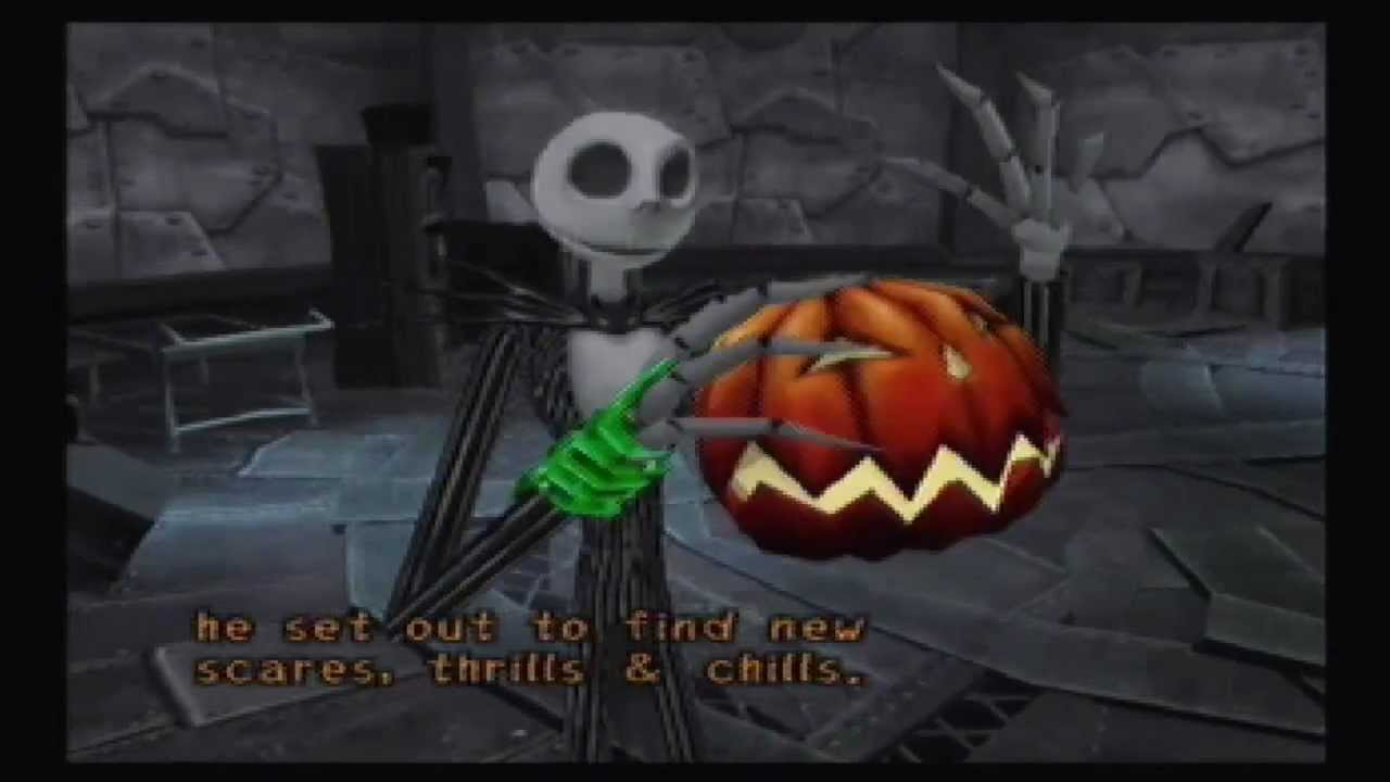 the nightmare before christmas ps2