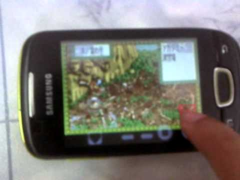 Review Game Boy Advanced for Samsung galaxy mini