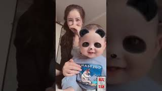 APP Panda Bersin cute