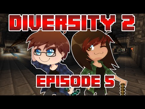 Minecraft Ekspeditionen - Diversity 2 | Episode 5 - Survival video