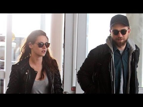Kristen Stewart and Robert Pattinson in New York | Exclusive Photos | POPSUGAR News