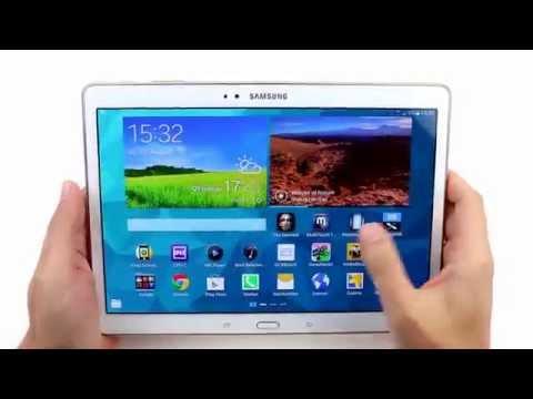 Samsung Galaxy Tab S 10.5 | Impressions and UI-Performance