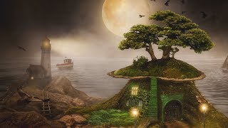 """Peaceful music, Relaxing music, Instrumental music """"Lighthouse Peace"""" by Tim Janis"""