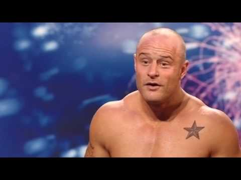 Merlin Cadogan - Britain's Got Talent - Show 5