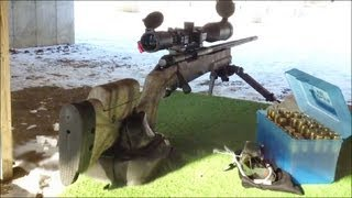 ✇ Sniper Rifle - .30-378 Weatherby Magnum Demonstration