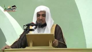 منابر الحرمين تبكي على مجازر المسلمين في مصر