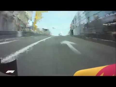 2018 Monaco Grand Prix: Ricciardo Breaks Track Record In FP2