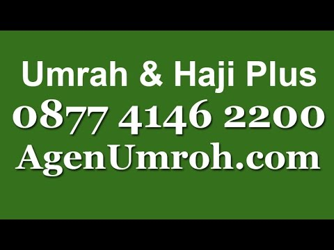 Video travel umroh mega citra bandung