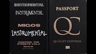(INSTRUMENTAL) DOUBLE TROUBLE - Quavo Ft Meek Mill (Quality Control Vol 2) (Prod by OG Parker)