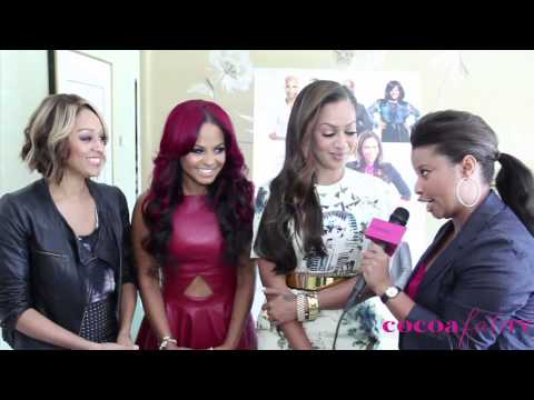 Tia Mowry, La La Anthony & Christina Milian Dish On Sex, Men & Baggage Claim!