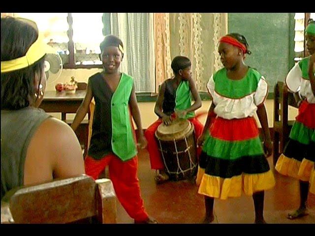 Los Garifunas en Honduras
