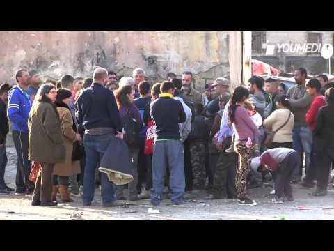 Napoli: assedio al campo rom. Cinquanta persone lanciano molotov e sassi contro nomadi