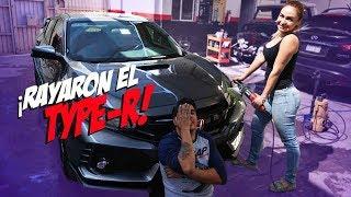 Como eliminar rayones superficiales en la pintura de tu auto | Type R Honda | Marco MAAP Carshop