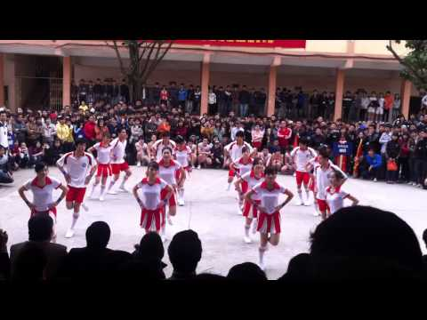 Aerobic i hc m a cht khoa Kinh T - 2012
