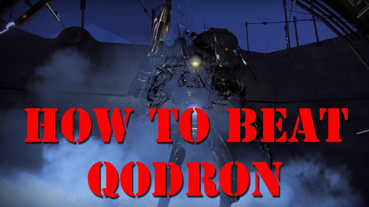 How To Beat Qodron Gate Lord Prison of Elders 34