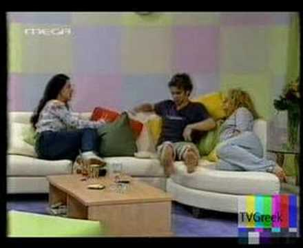 The Bar 2004 Mega Channel Greek reality