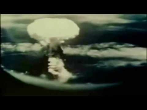 Hiroshima y Nagasaki 6 de Agosto 1945 - Lanzamiento de la Bomba Atómica