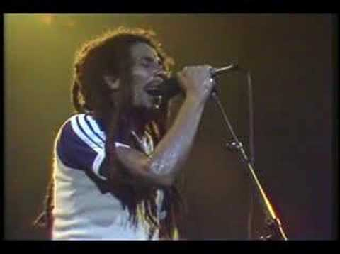 Bob Marley - Get Up Stand Up Live In Dortmund, Germany