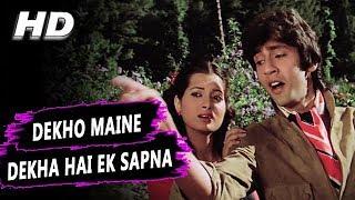Dekho Maine Dekha Hai Ek Sapna | Amit Kumar, Lata Mangeshkar | Love Story 1981 Songs | Kumar Gaurav