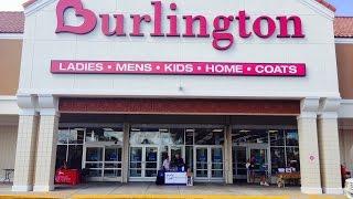 BURLINGTON coat factory: loja de roupas e várias outras coisas com preços ótimos!!