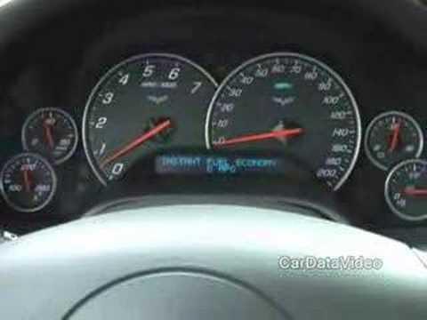 2007 Corvette - Acceleration Test