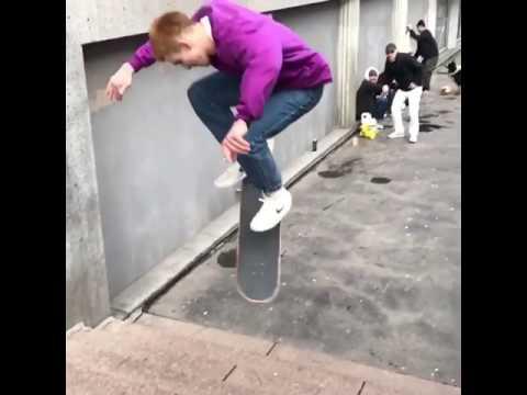 Best @funkmesterjan @herotic_oslo via @karstenkleppan | Shralpin Skateboarding