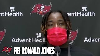 Ronald Jones I See 1,000 Yards in My Near Future Press Conference