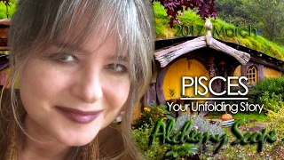 Pisces March 2017 | Alchemy Scope for Evolution | Pisces New Moon Cycle