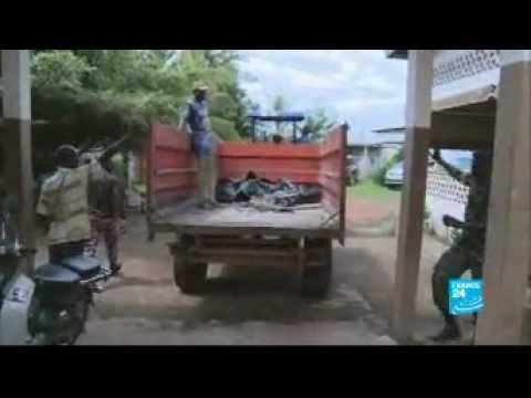 Alassane Dramane Ouattara, Le Boucher de Duekoue, Reportage France 24