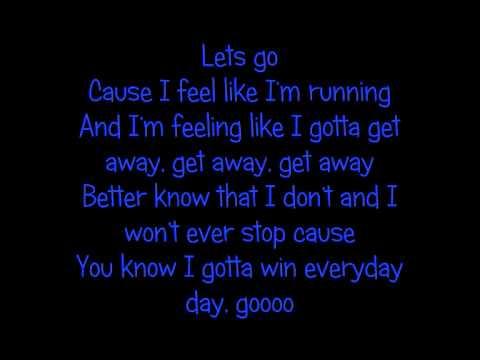 Chris Brown - Look at me now (clean) ft. Lil Wayne, Busta Rhymes (LYRICS!)