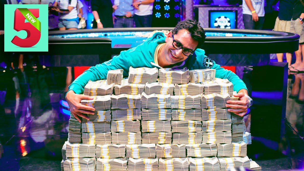 Фото с миллионерами