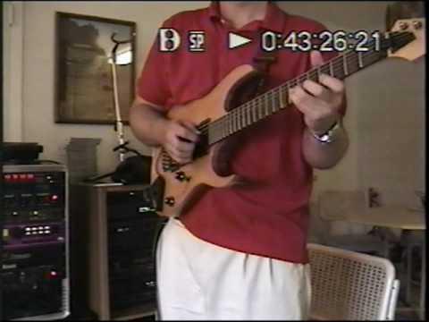 Marshall Harrison - Florida Jam - 2000 part 2