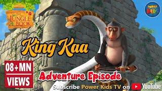Jungle Book Hindi Season 1 Episode 29 KING KAA