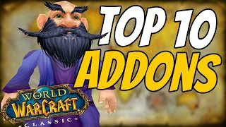 Top 10 Best WoW Classic Addons | World of Warcraft Classic Tips & Tricks