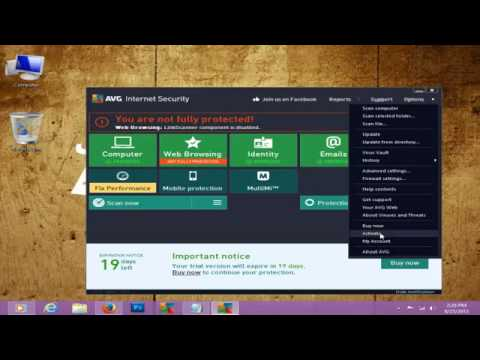 AVG Internet Security 2013 & 2014 Serial Key Till 2025 New Updated)   100% Working (HD