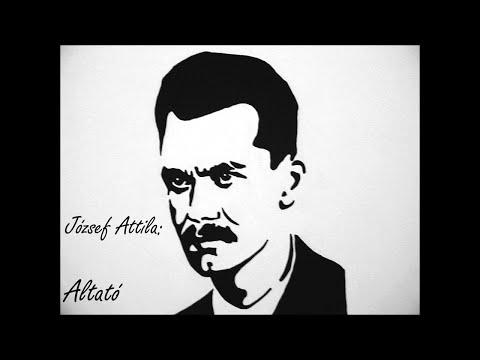 József Attila Altató