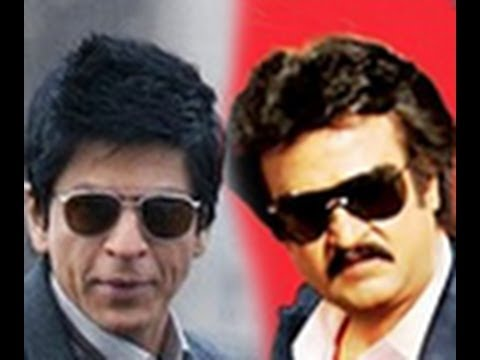 Rajini saves Shah Rukh Khan