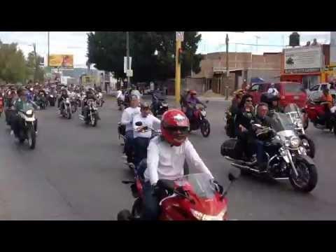 Moto Fiesta 2014 León Guanajuato