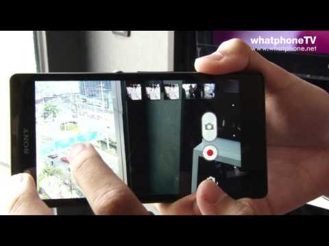 พรีวิว Sony Xperia Z และ ZL